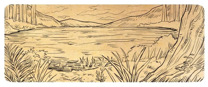 03 - Lake